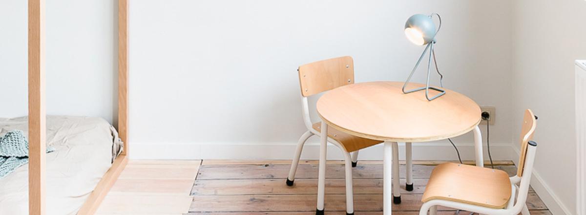 Tables & Chaises Pour Enfants