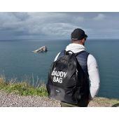 Daddy Bag Pflegerucksack - Schwarz