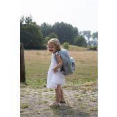 Schoolrugzak Kids ABC - Grijs Ecru