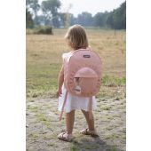 Sac A Dos Scolaire ABC - Rose Cuivre