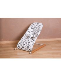 Evolux Bouncer Cover - Jersey - Leopard