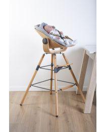 Evolu Newborn Seat Voor Evolu 2 + One.80° - Hout - Naturel Antraciet