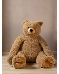 Peluche Assis Ours - 60x60x76 Cm - Teddy