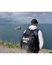Daddy Bag Sac A Dos À Langer - Noir