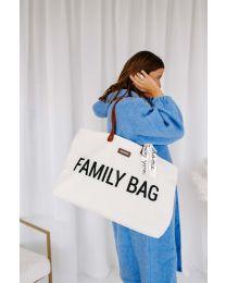 Family Bag Verzorgingstas - Teddy Ecru