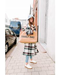 Family Bag Verzorgingstas - Teddy Bruin