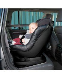 Isomax 360° Autostoel - Groep 0+1 - Isofix - Zwart