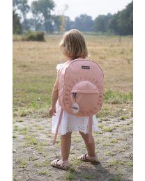 Schoolrugzak Kids ABC - Roze Koper