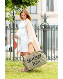 Mommy Bag Verzorgingstas - Canvas - Kaki