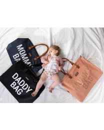 Mommy Bag Nursery Bag - Pink Copper