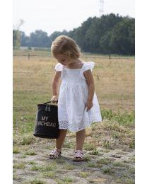 My Lunchbag - Met Isolerende Voering - Zwart Goud