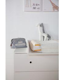 Baby Necessities Trousse De Toilette - Gris Ecru