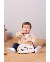 Baby Necessities Toilettas - Teddy Ecru