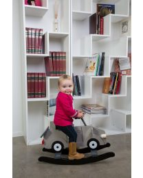 Voiture A Bascule - My First Car - MDF - Gris