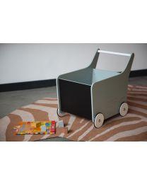 Baby Walker - Wood - Mint