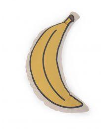 Coussin Décoratif - Toile - Banane
