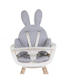 Kaninchen Sitzverkleinerer Universell - Jersey - Grau