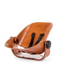 Evolu Newborn Seat Voor Evolu 2 + One.80° - Hout - Walnoot/Zwart