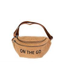 Banana Bag On The Go Heuptas - Teddy Bruin
