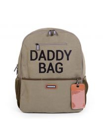 Daddy Bag Verzorgingsrugzak - Canvas - Kaki