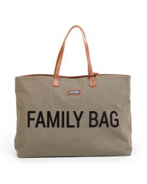 Family Bag Verzorgingstas - Canvas - Kaki