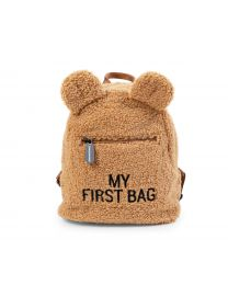 My First Bag Children's Backpack - Teddy Brown