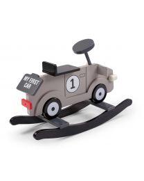 Schaukelauto - My First Car - MDF - Grau