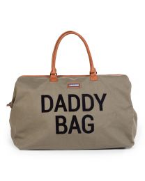 Daddy Bag Verzorgingstas - Canvas - Kaki