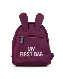 My First Bag Kinderrugzak - Aubergine
