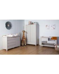 Rockford Sands - Commode - 4 Laden + 1 Deur + Verzorgingsunit