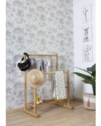 Bamboo - Clothes Rack