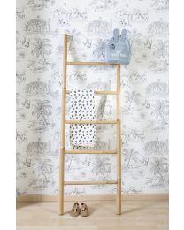 Bamboo - Decoratieve Ladder