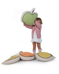 Decorative Cushion - Canvas - Apple
