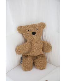 Teddy Bear Cuddly Toy - Polyester - Brown