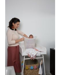 Baby Tub Bucket - Transparent