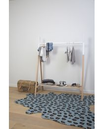 Tipi Clothes Rack - Wood