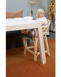 Montana Junior Chair + Cushion - Natural - 75x47x42 Cm