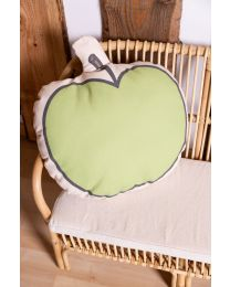 Decorative Cushion - Canvas - Apple