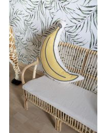 Decorative Cushion - Canvas - Banana