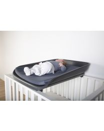 Evolux Changing Unit For Bed/Playpen - Anthracite