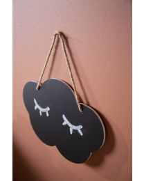 Small Blackboard - Cloud - 2 Pcs