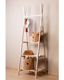 Tipi Clothes Rack Big - Wood