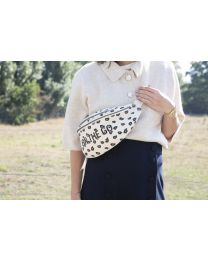 Banana Bag On The Go Sac De Hanche - Leopard