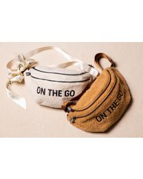 Banana Bag On The Go Hip Bag - Teddy Off White