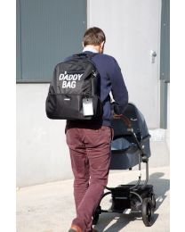 Daddy Bag Care Backpack - Black