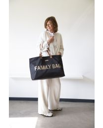 Family Bag Sac A Langer - Noir