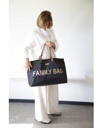 Family Bag Nursery Bag - Black