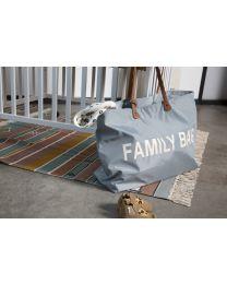 Family Bag Verzorgingstas - Licht Grijs