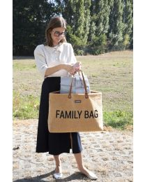 Bag In Bag Organizer - Canvas - Grey