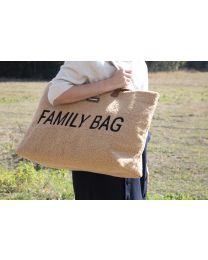 Family Bag Verzorgingstas - Teddy Beige
